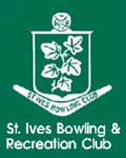 St Ives Bowling and Recreation Club Logo
