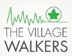 The Village Walkers Logo